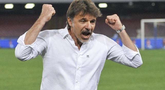 Benevento, Baroni: Maradona? Il dio del calcio, resterà in eterno nella storia! Napoli, che città straordinaria...