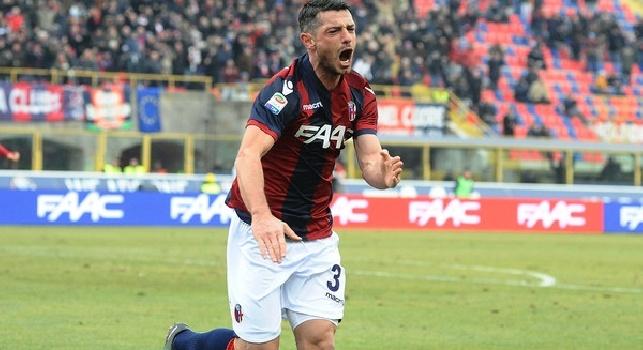 Sampdoria-Bologna, Dzemaili si conferma <i>bomber</i>: 1-0 al 45'