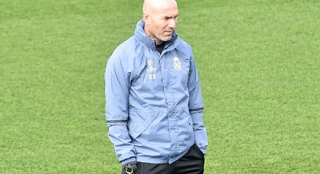 Real Madrid, Zidane su James Rodriguez: Soddisfatto della sua partita, ha avuto un fastidio fisico