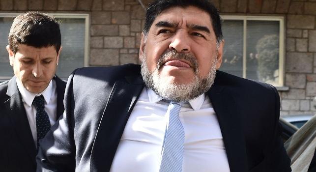 Maradona: Scudetto? Vittoria di Napoli contro il Nord! A luglio sarò al San Paolo con i miei figli, i tifosi si sentivano i migliori