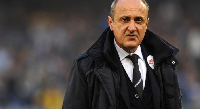 Delio Rossi: E' da un mese che vedo il Napoli poco brillante. Arsenal? Se la Juve ha rimontato possono farlo anche gli azzurri