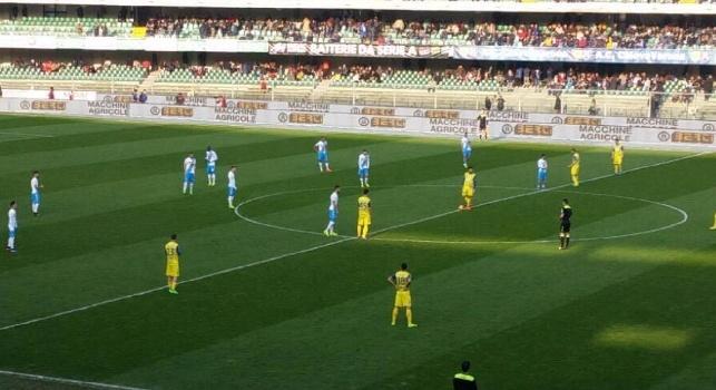 RILEGGI LIVE - Chievo-Napoli 1-3 (31' Insigne, 38' Hamsik, 58' Zielinski, 72' Meggiorini): trionfo Napoli, gli azzurri espugnano Verona e volano al secondo posto