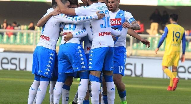 Chievo-Napoli, le pagelle: Insigne la sblocca <i>come vuole lui</i>, Hamsik <i>110 e lode</i>! Koulibaly e Maksimovic da rivedere. Pavoloso? <i>Oggi no...</i>