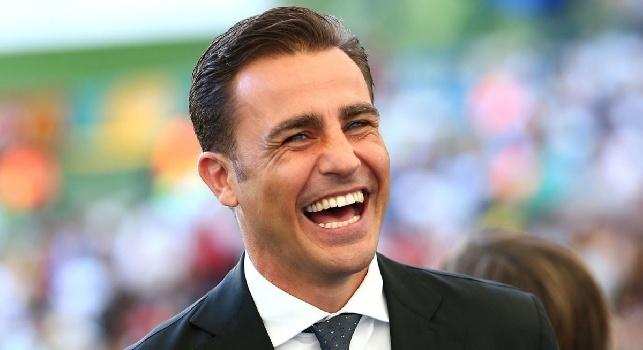 Fabio Cannavaro: Osimhen? Bel colpo, sono felice per il mio amico Gattuso. Su Milik e la Juve...
