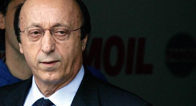 Moggi: Scudetto? Napoli in flessione fisica completa: non è colpa della Juve se Sarri non fa giocare Milik