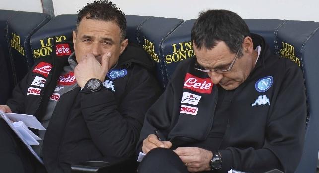 Repubblica: contattato Calzona! L'ex vice-Sarri nello staff di Spalletti