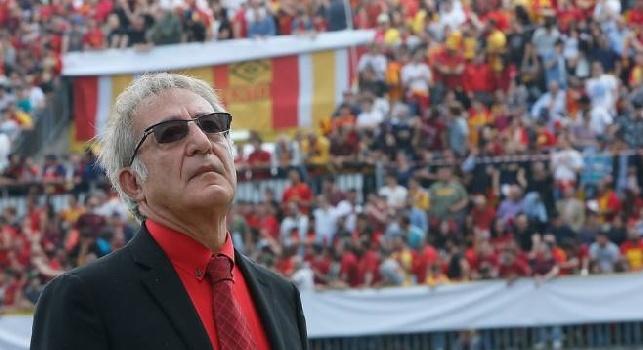 Benevento, Vigorito racconta: Nel 2004 ci coinvolsero per prendere il Napoli, ma la spuntò De Laurentiis! Ero affascinato da tre azzurri...