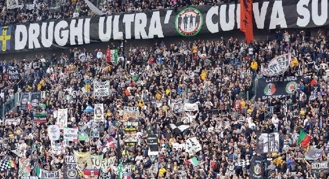 Juve, gli ultrà True Boys in controtendenza: Ci siamo fatti tanti nemici per non cantare cori anti-Napoli!