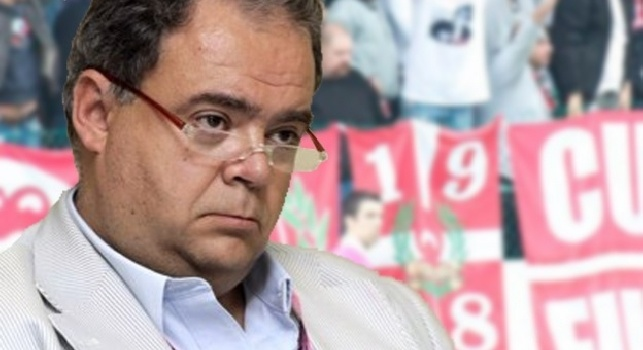 Condò: E' stato De Laurentiis a non voler giocare contro la Juve, disturbato per il punto di penalizzazione