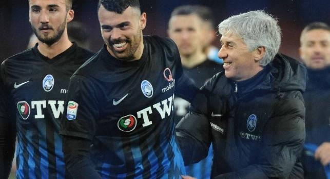 Coppa Italia - Ai quarti sarà Napoli-Atalanta: sfida in programma il 2 gennaio al San Paolo