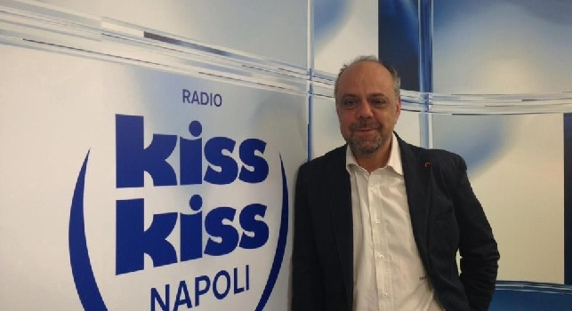 De Maggio: Napoli quinto ad inizio anno secondo le griglie, adesso siamo secondi e parlate di fallimento...