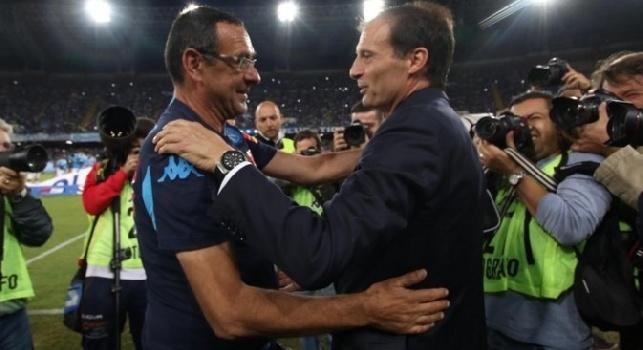 Napoli-Juventus, le probabili formazioni: Sarri con l'undici di un anno fa senza Higuain. In dubbio Reina, Mandzukic e Dybala