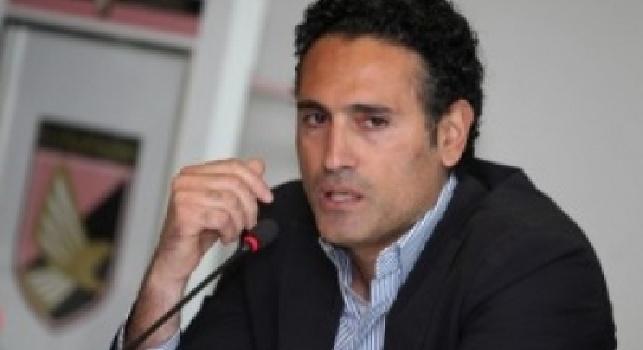 Amoruso: Il Napoli è finalmente maturo per vincere qualche trofeo: il club ha fatto deli innesti giusti