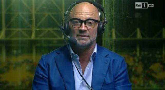 Marco mazzocchi in diretta sulla RAI