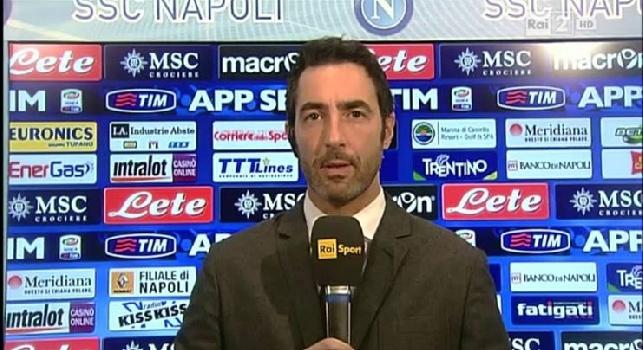 Rai, Antinelli: Fiorentina è ancora un cantiere aperto, il Napoli deve approfittarne subito