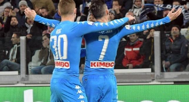 SKY - Sarri sorprende tutti in mezzo al campo: Jorginho e non Diawara, Rog ancora preferito a Zielinski!