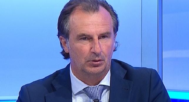 Rambaudi: Il Napoli ha vinto di 'testa': ho goduto come sempre nel vederli giocare