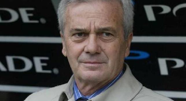 Luigi Simoni, ex tecnico di Napoli ed Inter