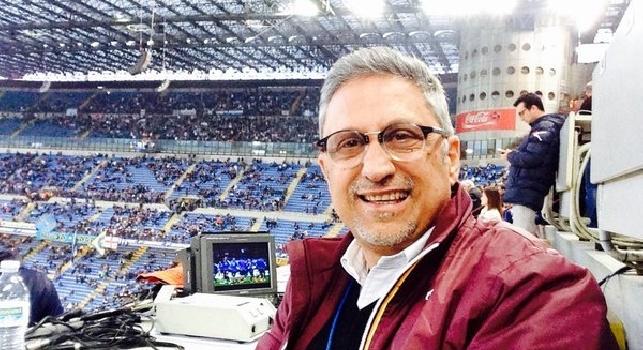 Alvino: Napoli-Cagliari da vincere già negli spogliatoi, i sardi verranno a giocarsela alla morte