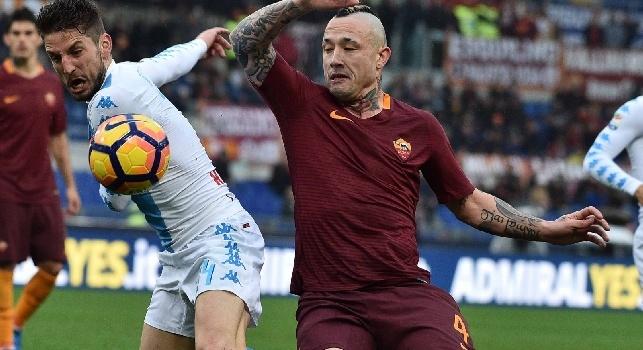 Da Roma - Nainggolan piace al Napoli, ma solo l'Inter si è mossa davvero! Ecco l'ultima offerta