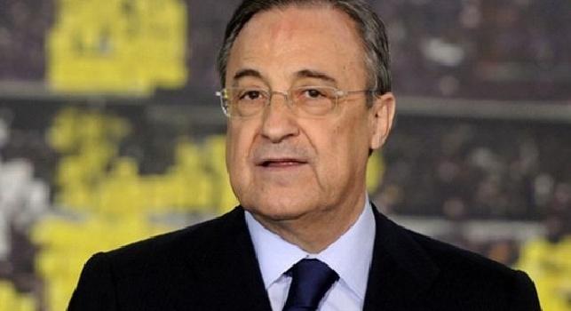 Real Madrid, offerta di Perez per acquistare Autostrade italiane