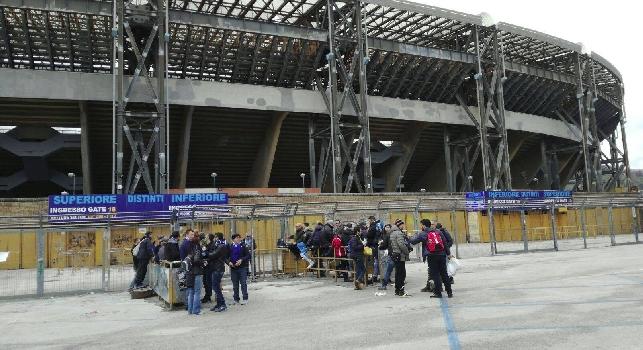 LDT - Napoli-Juve, la vergogna dei biglietti disponibili ma prenotati. Extra-ricavi e non solo: così la stessa ricevitoria beffa i tifosi regolari