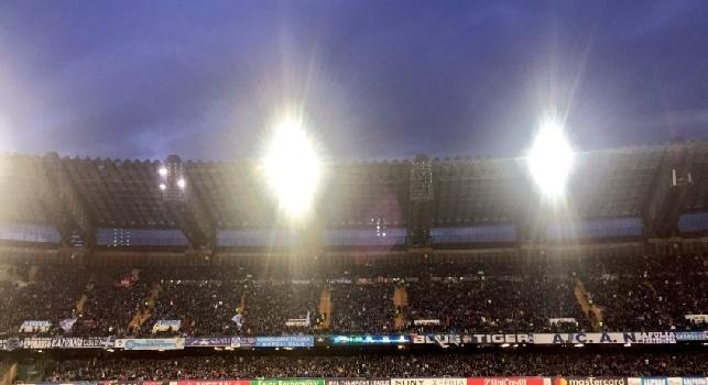 Incasso record al San Paolo: raggiunti 57mila spettatori!