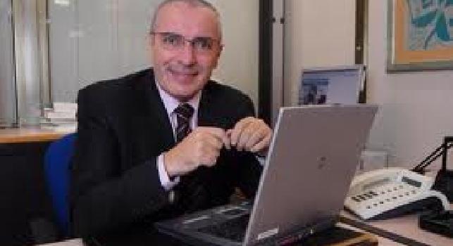 Jacobelli: Quella del Napoli non è una crisi, ma le prossime tre gare diranno tanto