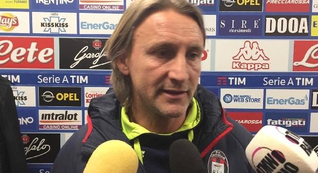 Udinese pronta al catenaccio, Nicola: Il Napoli ha giocato col 6-2-2 contro l'Atalanta