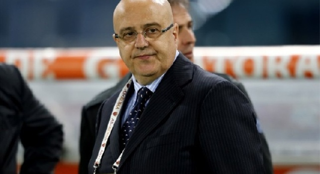 Pierpaolo Marino, dirigente sportivo