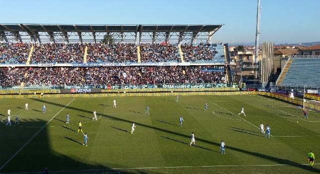 RILEGGI LIVE - Empoli-Napoli 2-3 (19' e 38' rig. Insigne, 24' Mertens, 70'El Kaddouri, 82' rig. Maccarone): sfatato il tabù Castellani, ma che fatica!