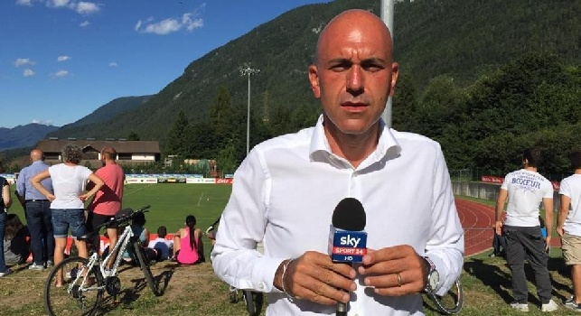 Modugno: Il Napoli dei titolarissimi vince l'Europa League, Sarri e Allegri si stimano. Milik? Si allena per la trasferta di Cagliari