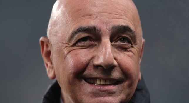 Galliani: Champions? Speriamo bene per il Napoli, il Barcellona non è in formissima!