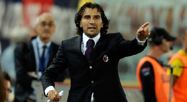 Primavera Bologna, Magnani: C'era rigore ed espulsione. Napoli troppo coperto, si fa fatica a giocare in 22 in metà campo