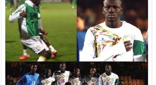 Koulibaly festeggia: Buon 57esimo anniversario dell'indipendenza a tutti i senegalesi del mondo! [FOTO]