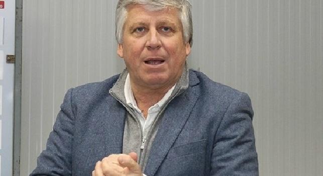 Vigliotti: Domani il ricorso del Napoli, mi aspetto l'intervento decisivo del CONI
