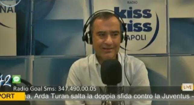 Del Genio: Chi dimentica che il Napoli ha confermato tutti è in malafede. Per un club come gli azzurri non è semplice...