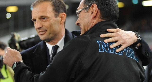 Napoli-Juventus, le probabili formazioni: Sarri ha un solo dubbio, Allegri lancia Dybala <i>da 9</i>! Higuain pronto a subentrare