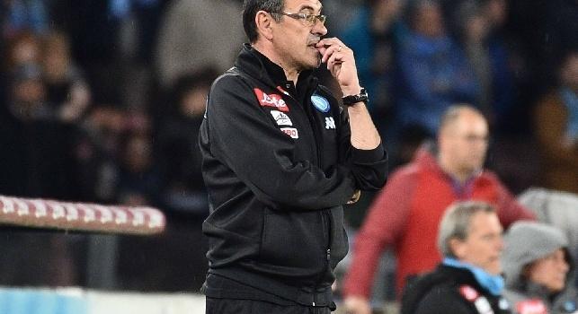 Sarri non cambia, col Sassuolo la formazione collaudata, ma a Castel Volturno spunta una richiesta alla squadra