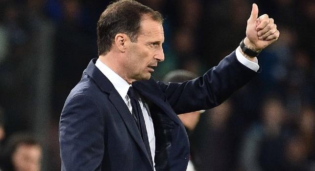 Juventus, Allegri: Il Napoli ha già battuto alcune big, è ovvio che siano in scia! Ancelotti è un vincente e si vede [VIDEO]