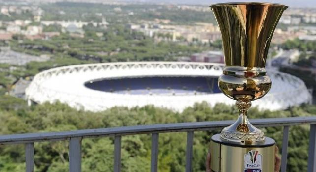 Coppa Italia, il Napoli affronterà il Sassuolo: cambia la formula, gli azzurri potrebbero giocare in trasferta