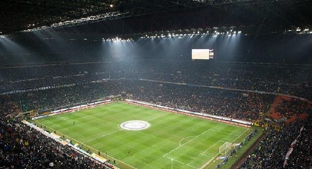Inter-Napoli, le statistiche: azzurri padroni del campo, possesso palla da capogiro! [FOTO]