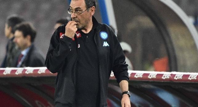 Sky, Ugolini: Contro l'Udinese Sarri confermerà l'undici visto con la Lazio, può tornare dal 1' Ghoulam