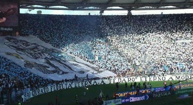 Lazio-Napoli, prevendita positiva: ci saranno 30mila spettatori all'Olimpico
