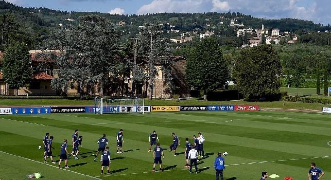 Var sperimentata sul campo di Coverciano: fissati quattro appuntamenti pre-mondiali, l'Italia vuole anticipare i tempi