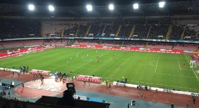 Napoli-Udinese, biglietti in vendita a prezzi stracciati in tutti i settori! Costi e dettagli