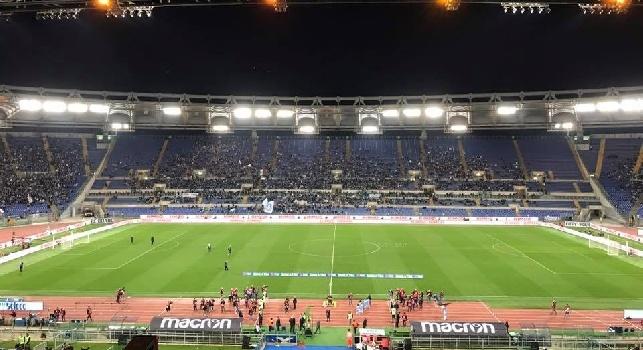 RILEGGI LIVE - Lazio-Napoli 0-3 (25' Callejon, 51' e 92' Insigne): partita perfetta del Napoli, azzurri a -4 dalla Roma