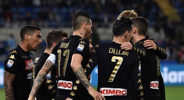 Lazio-Napoli, le pagelle: Insigne è mostruoso, Hamsik <i>coltello nel burro</i>! Jorginho <i>flipper</i>, i centrali sono un muro