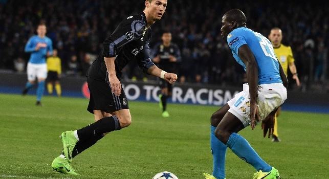 Ronaldo, Mendes sondò la disponibilità di De Laurentiis: ecco la risposta