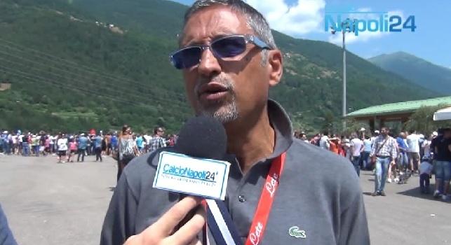 Alvino: Ci vuole un passo avanti da parte di tutti, i giocatori non credono alle parole di De Laurentiis [VIDEO]